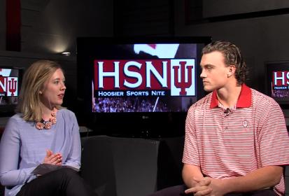 In- Studio Interview With IU Baseball's Ryan Halstead