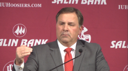 IU Football Coach Kevin Wilson Press Conference on National Signing Day 2015