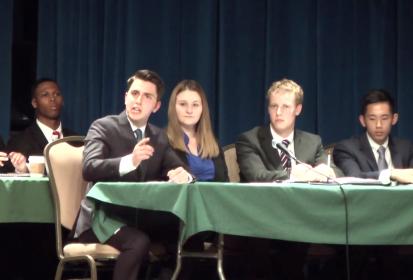 Full IUSA Executive Debate 2015