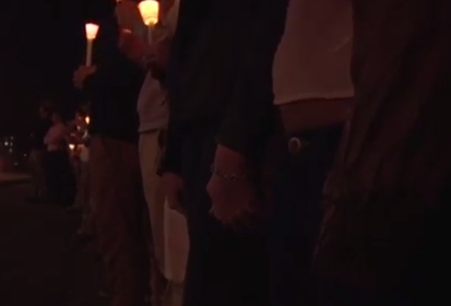 Students Hold Vigil to Honor Death of IU Freshman and Mother