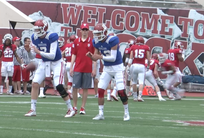 Hoosier Quick Hits: 2015 IU Football Spring Game