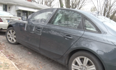 Car break-ins on the rise with warmer weather