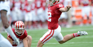 Griffin Oakes named B1G Kicker of Year, Five Others Are Honored