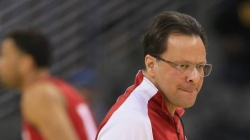 IU Basketball: Tom Crean Post-Game Conference After Illinois Win