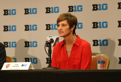 Teri Moren Post-Game vs. Iowa