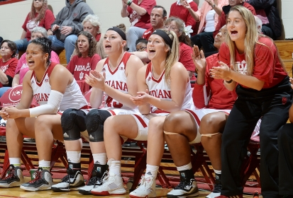 IU Women's Basketball: Comeback Victory, Undefeated Home Record Continues